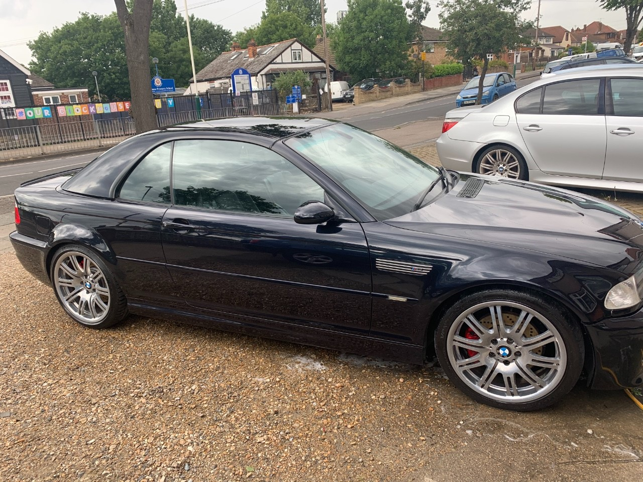 Bmw E46 2004 Carbon Black For Sale For 12 650 Cutters Classifieds