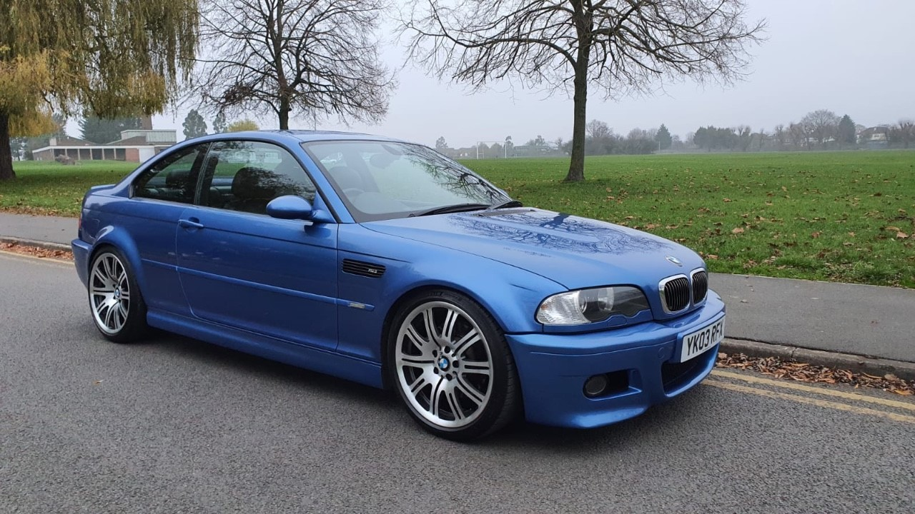 Individual Estroil Blue E46 M3 For Sale For 11 500 Cutters Classifieds